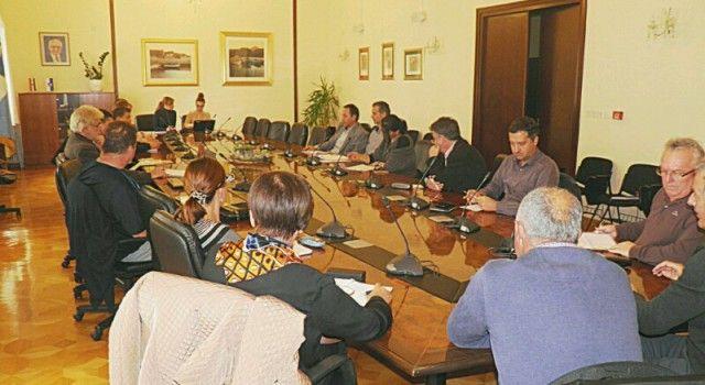 Radne skupine za izradu Županijske razvojne strategije 2015. – 2020