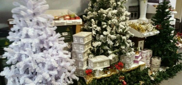 BLAGDANSKI UGOĐAJ Trgovački centri već iza Svih svetih u ponudu uvrstili božićna drvca i ukrase