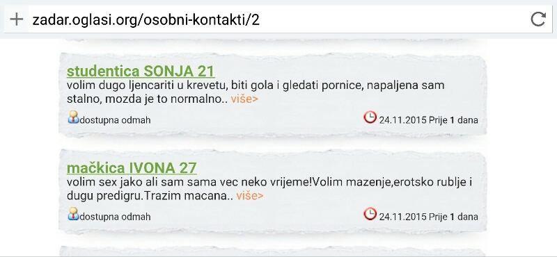 Forum sex karlovac xat com radio iskrica chat group, cure za brak oglasi