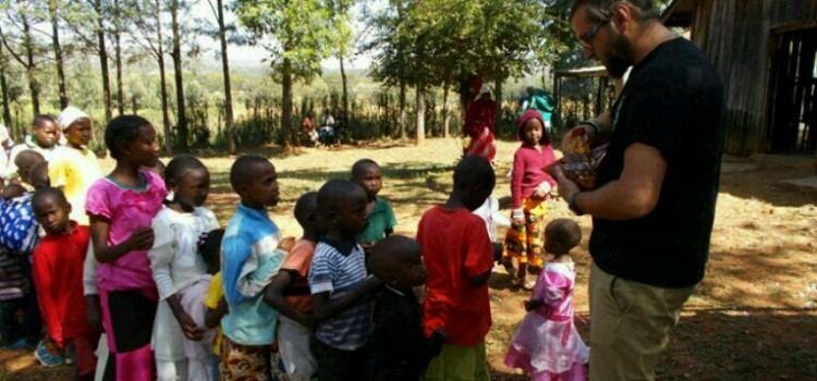 NAKON DONACIJE LENKE MARTINOVIĆ Sve više građana želi pomoći siromašnoj djeci u Keniji