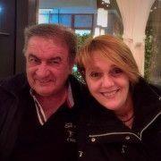 Goga i Mihovil Seko iz grupe Banana slave 25. godišnjicu braka