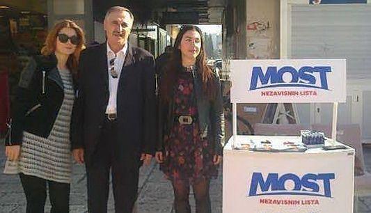 Kandidati s liste MOST-a družili se sa Zadranima
