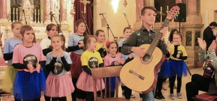 FOTOGALERIJA Dječji zbor Libretići