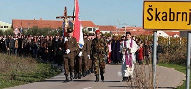 TUŽAN DAN SJEĆANJA Obilježava se 28. obljetnica stradanja Škabrnje