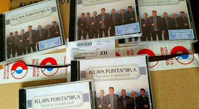 KLAPA PUNTAMIKA OBJAVILA NOVI ALBUM Promocija u četvrtak u Maraschina!