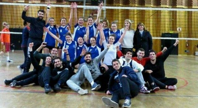 Odbojkašice Sveučilišta u Zadru pobijedile na turniru u Dubrovniku!