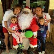 Nogometaš Luka Modrić proslavio Božić s obitelji u Zadru