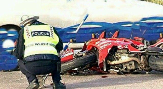 U prometnoj nesreći u Turnju poginuo 63-godišnjak, a mladić (17) ozlijeđen