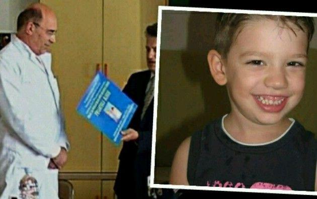 Dr. Darko Radman osuđen na godinu dana zatvora zbog smrti dječaka Roka Begonje