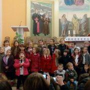 Sveti Nikola razveselio djecu u Bibinjama