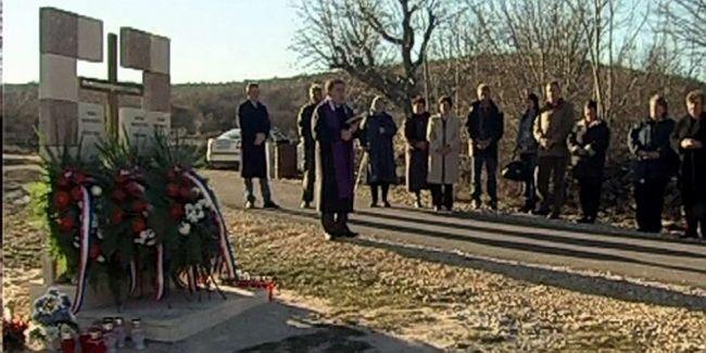Obilježava se 25. godišnjica pogubljenja civila u mjestu Bruška