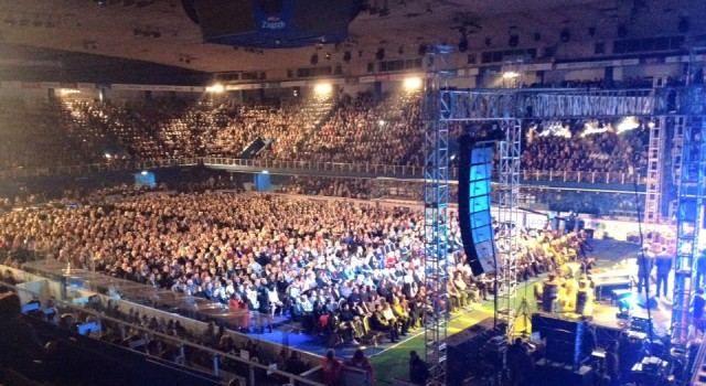 PREPUNA DVORANA DOMA SPORTOVA Bralić i Intrade oduševili publiku u Zagrebu!