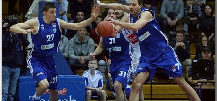 Zadrani ma Gripama uvjerljivo pobijedili košarkaše Splita