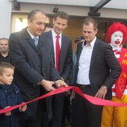 FOTOGALERIJA Otvorenje Bille i McDonald'sa u Zadru (1. dio)