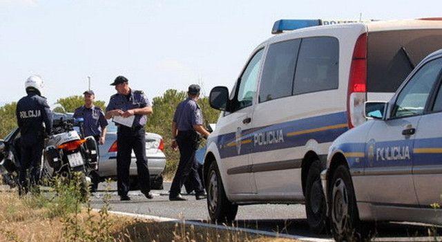 Dvije osobe poginule su u prometnoj nesreći na predjelu Mazije