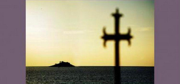 """Međunarodna likovna izložba vjerskih motiva """"Sveti otok"""""""