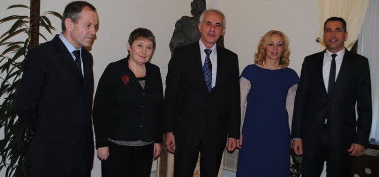 Župan Stipe Zrilić primio veleposlanicu Izraela