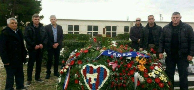 POSLJEDNJI ISPRAĆAJ Zadarski branitelji oprostili se od zapovjednika Ive Jelića