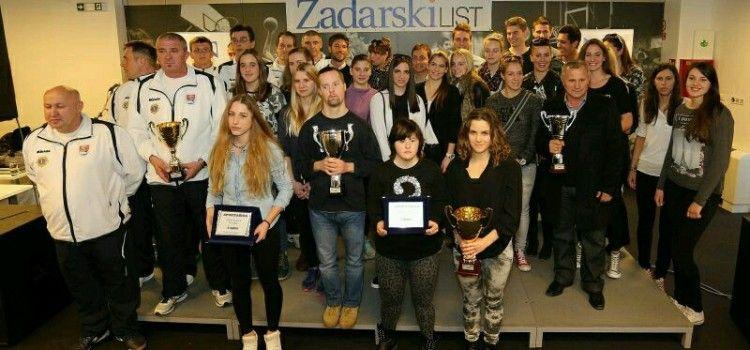U PETAK Svečanost dodjele priznanja najboljim sportašima i sportskim djelatnicima u organizaciji Zadarskog lista