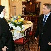 KOD BENEDIKTINKI Časna majka Anastazija slavila imendan, a Kalmeta rođendan!
