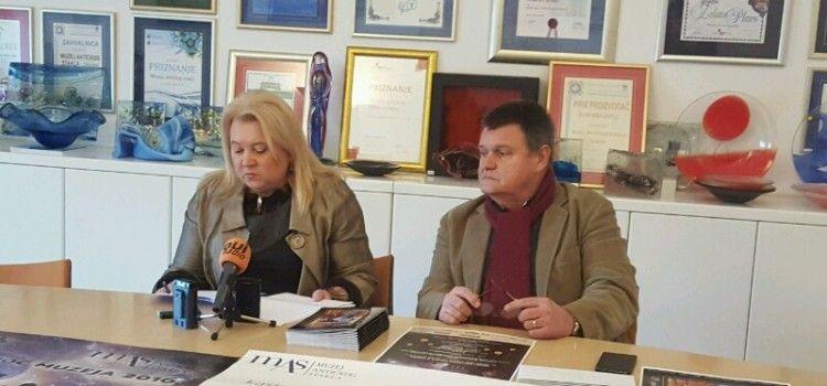 Renata Peroš i Ivo Fadić predstavili bogat program Noći muzeja
