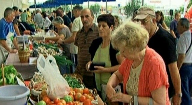 TREĆI ROĐENDAN SELJAČKE TRŽNICE Najavili donaciju socijalnoj samoposluzi