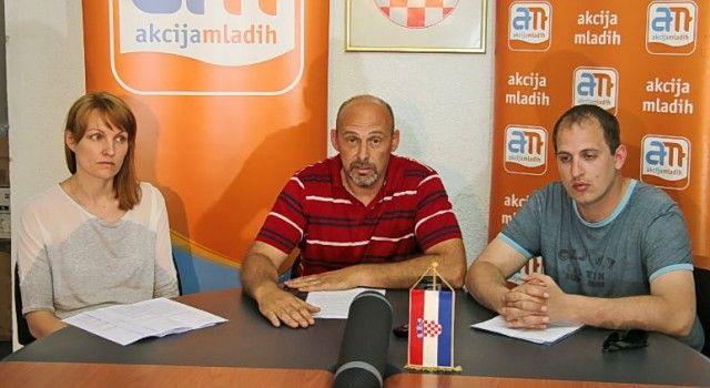 IDE U SABOR? Ante Rubeša prvi na list Živog zida, Akcije mladih i Promijenimo Hrvatsku