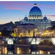 ŠEST DANA U RIMU ZA 410 EURA Nadbiskupija poziva mlade na hodočašće