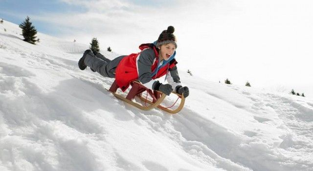 OTVARA SE SANJKALIŠTE U LOVINCU Povedite djecu i dobro se zabavite!