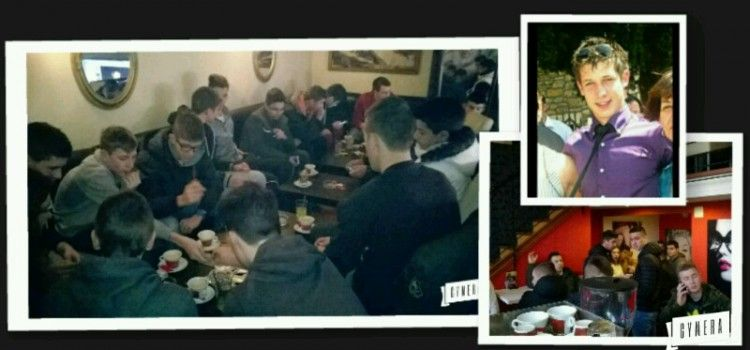 CAFFE BAR ALIBI UPLATIO CJELODNEVNI PROMET ZA VALENTINA: Bio je naš dragi gost!