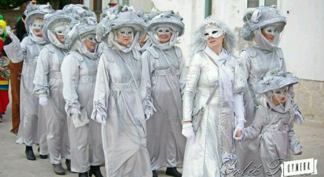 Zadnji dani Paškog zimskog karnevala