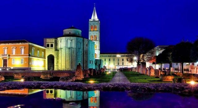 Zadrani slave danas blagdan Sv. Donata, zaštitnika grada Zadra