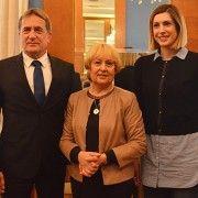 FOTOGALERIJA Prijem za obitelj Krešimira Ćosića