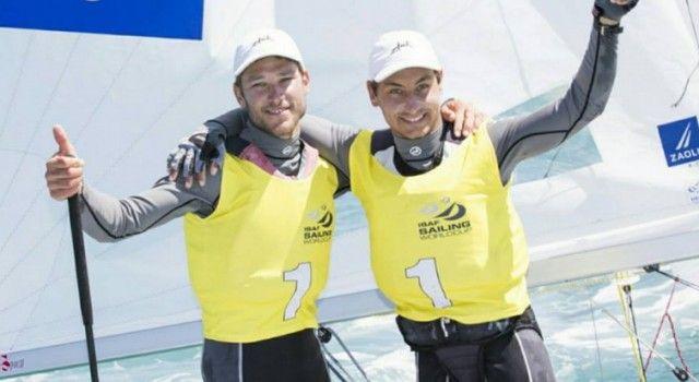 OLIMPIJSKI POBJEDNICI Fantela i Marenić osvojili zlatnu medalju u Riju!