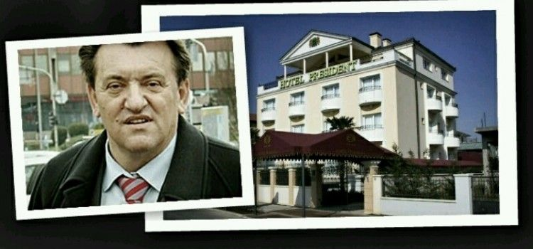 ODVJETNIK GREDELJ: Barbaroša se lažno predstavlja kao vlasnik hotela President i narušava mu ugled!