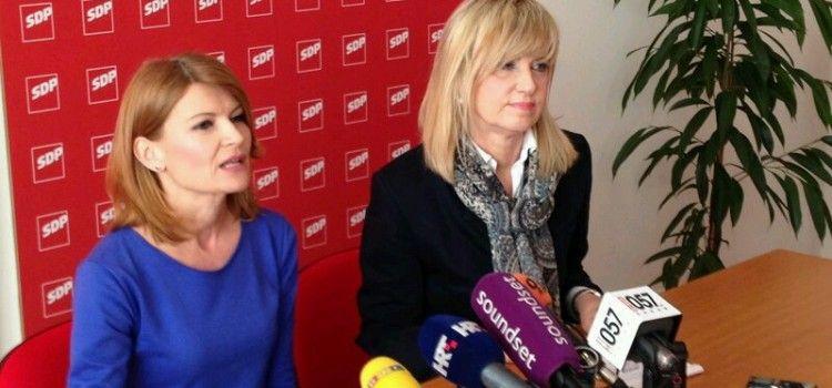 KRITIKE SABORSKIH ZASTUPNICA SDP-A: Vlast štedi na siromašnima i socijalno ugroženima!