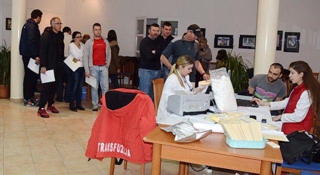 POMAGANJE I SPAŠAVANJE U akciji dobrovoljnih darivatelja krvi u Preku prikupljeno 30 doza!