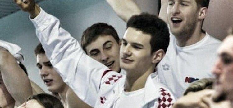 Zadranin Leo Bavdek po treći put nastupa za reprezentaciju!