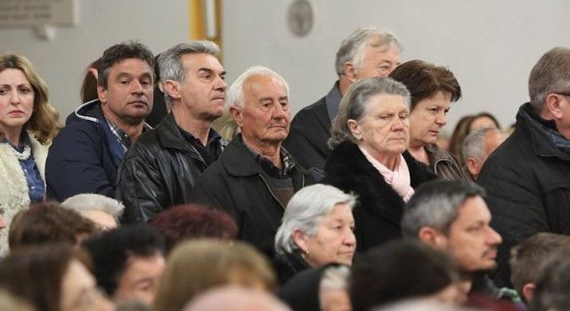 FOTOGALERIJA Misa i procesija u Bibinjama (Foto: Leo BANIĆ)