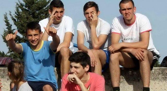 FOTOGALERIJA Atletsko natjecanje učenika srednjih škola (Foto: Čedomir FABULIĆ)