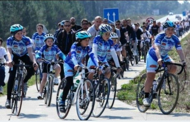 NA DAN POBJEDE Biciklijada Zadar – Knin