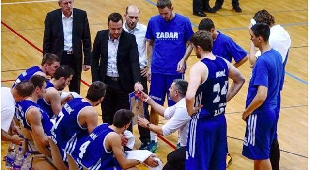 VEČERAS Košarkaši Zadra gostuju u Skoplju kod MZT-a