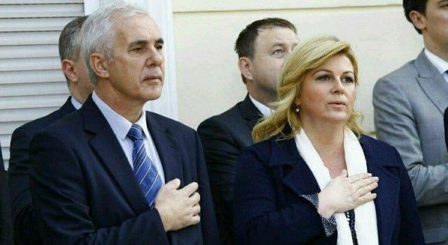 U ŽUPANIJI OTVOREN URED PREDSJEDNICE Župan Zrilić joj poželio dobrodošlicu!