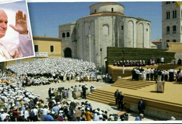 15. OBLJETNICA SMRTI Vjernici se prisjećaju omiljenog Pape – Ivana Pavla II