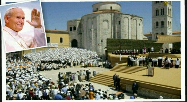 16. OBLJETNICA SMRTI Vjernici se prisjećaju omiljenog Pape – Ivana Pavla II