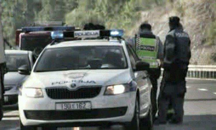 Šest osoba osumnjičeno za lažiranje prometne nesreće