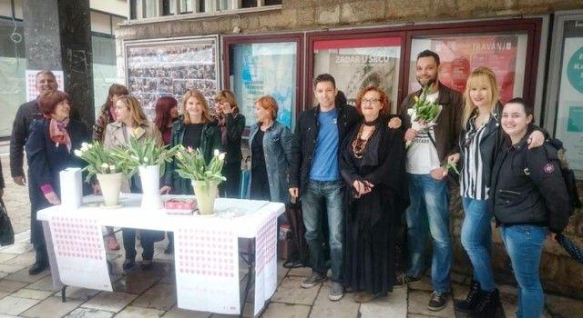 Građani kupovali tulipane i tako pomogli rad Zaklade Ana Rukavina