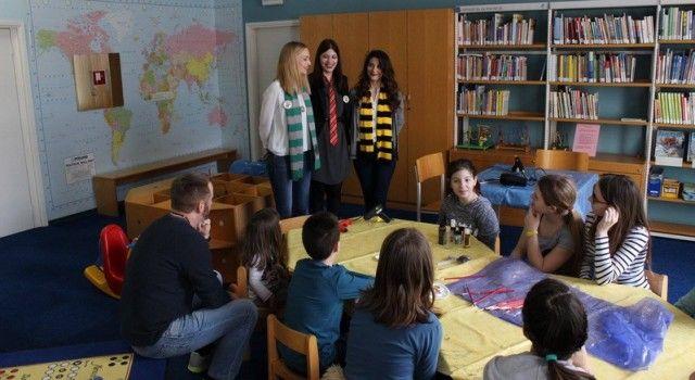 Tjedan Harryja Pottera u Gradskoj knjižnici Zadar oduševio djecu i mlade!