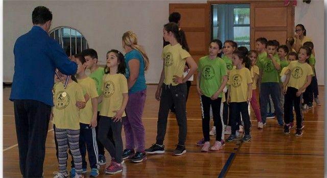POLIČNIK Susret univerzalnih sportskih škola Zadarske županije okupio stotinu malih sportaša!