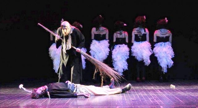 Kazališna škola Dragon iz Zadra radi na novoj predstavi